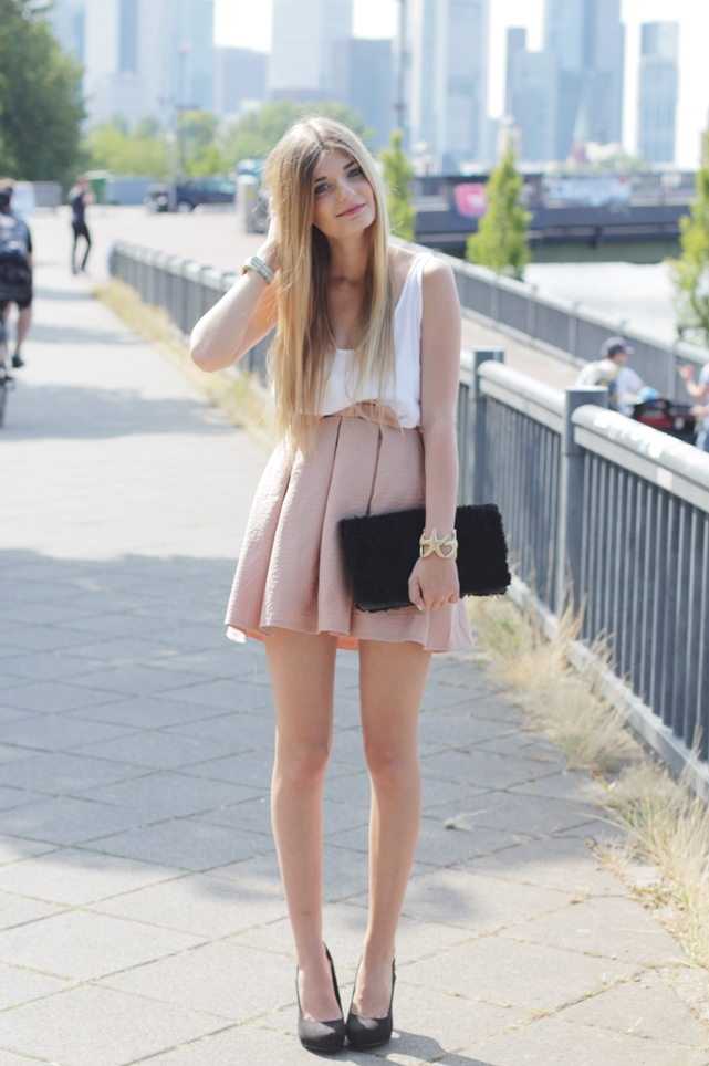 Sommer Party Look 2
