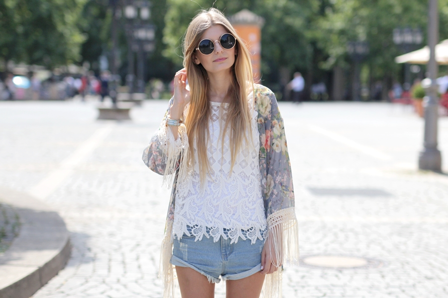 Kimono Outfit 5
