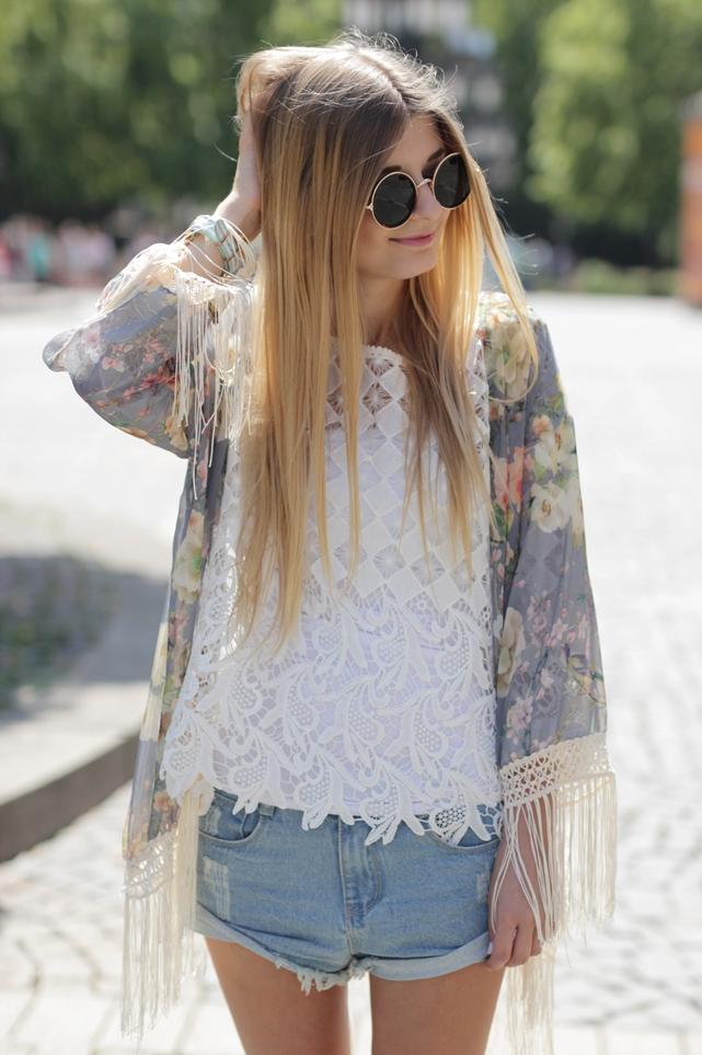 Kimono Outfit 7