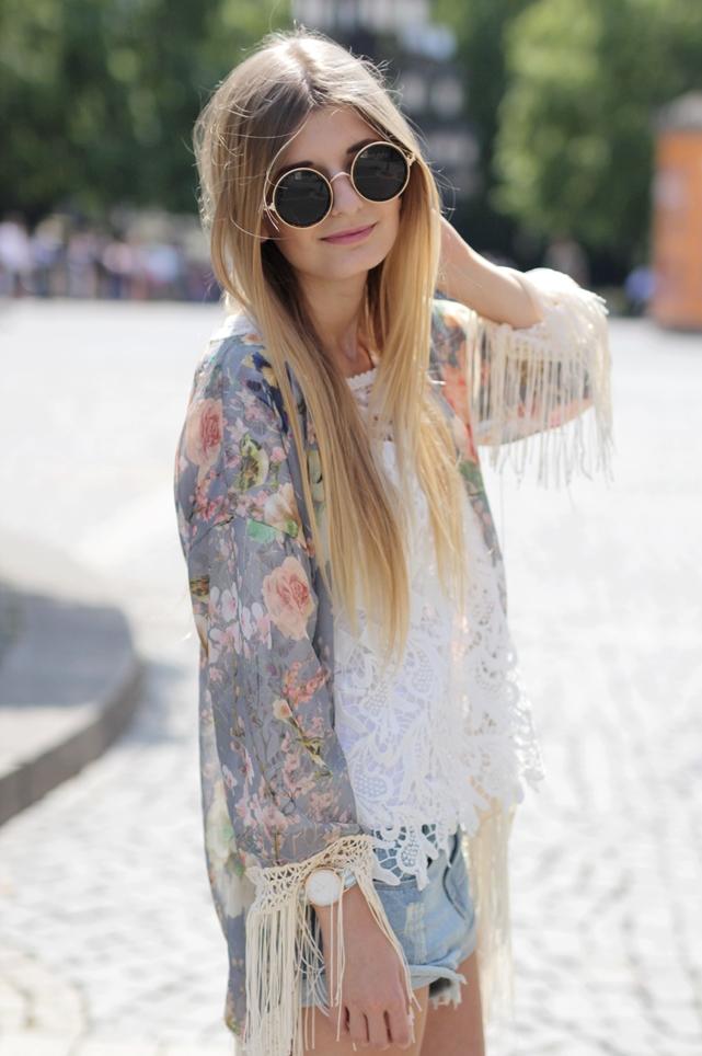 Kimono Outfit 8