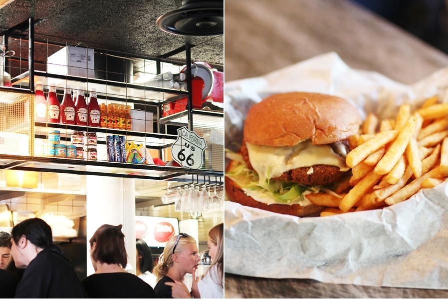 stockholm lillys burger