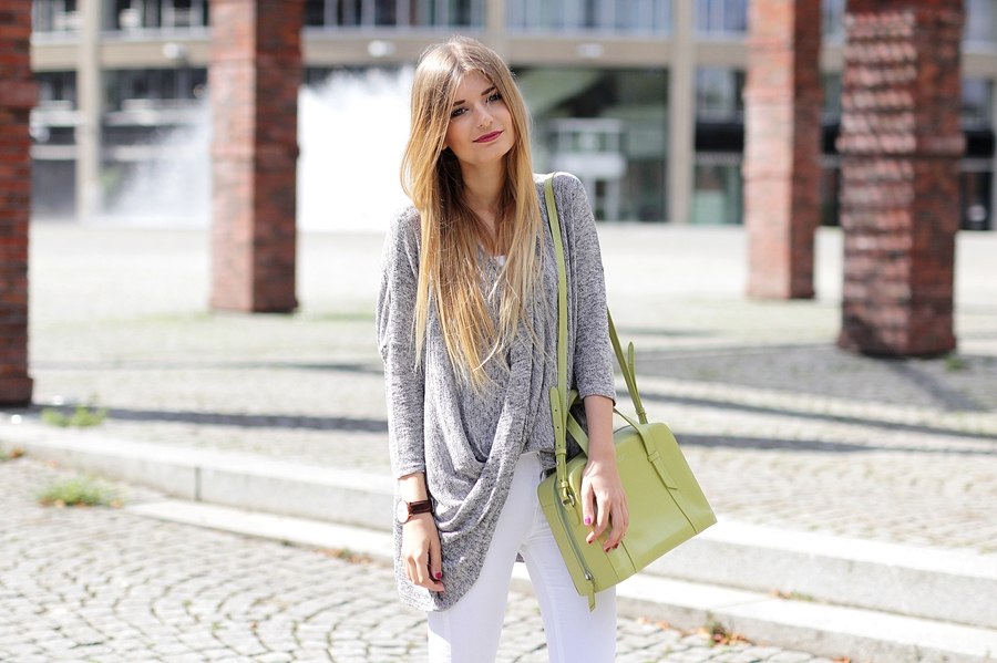 Weiße Jeans Outfit Blog 11