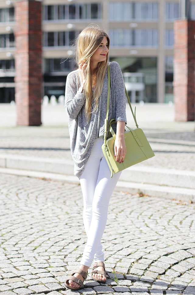 Weiße Jeans Outfit Blog 14