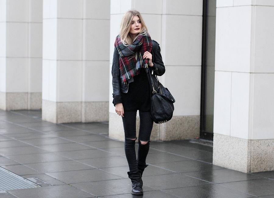 Deutscher-Modeblog-German-Fashion-Blog-Black-Outfit-Lederjacke-4