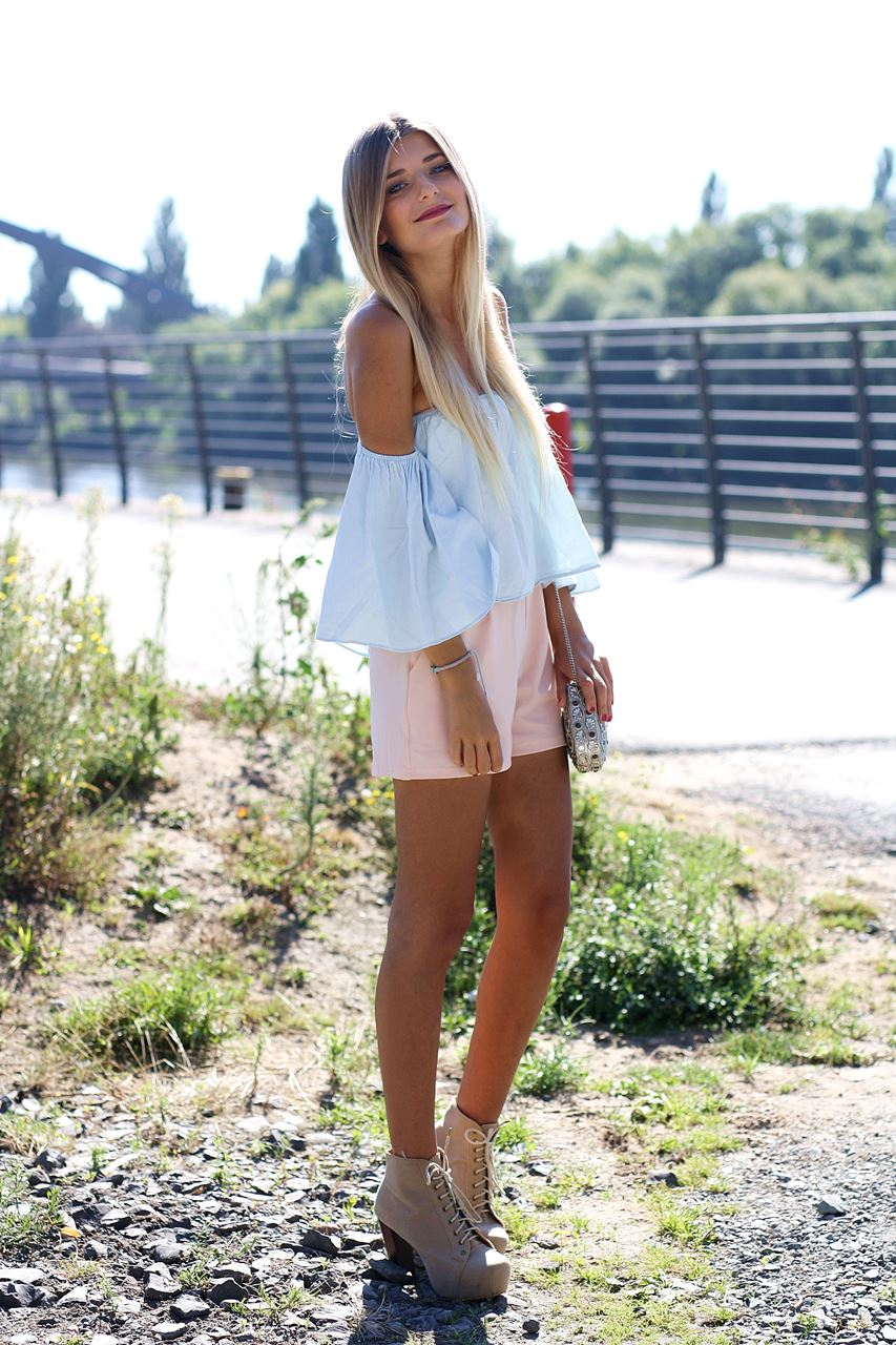 Modeblog-German-Fashion-Blog-Outfit-Pastell-Off-Shoulder-2