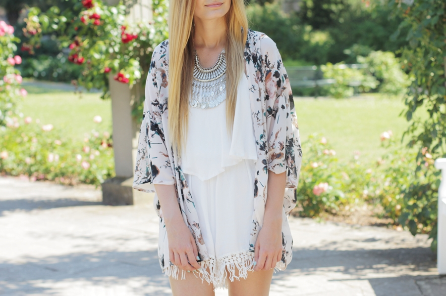 Sommer Outfit Jumpsuit Kimono 11