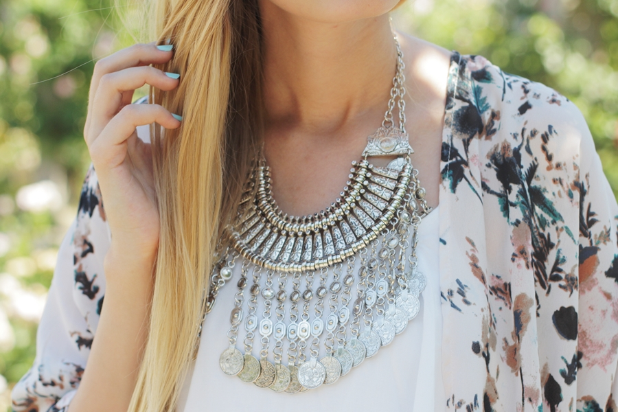 Sommer Outfit Jumpsuit Kimono 12