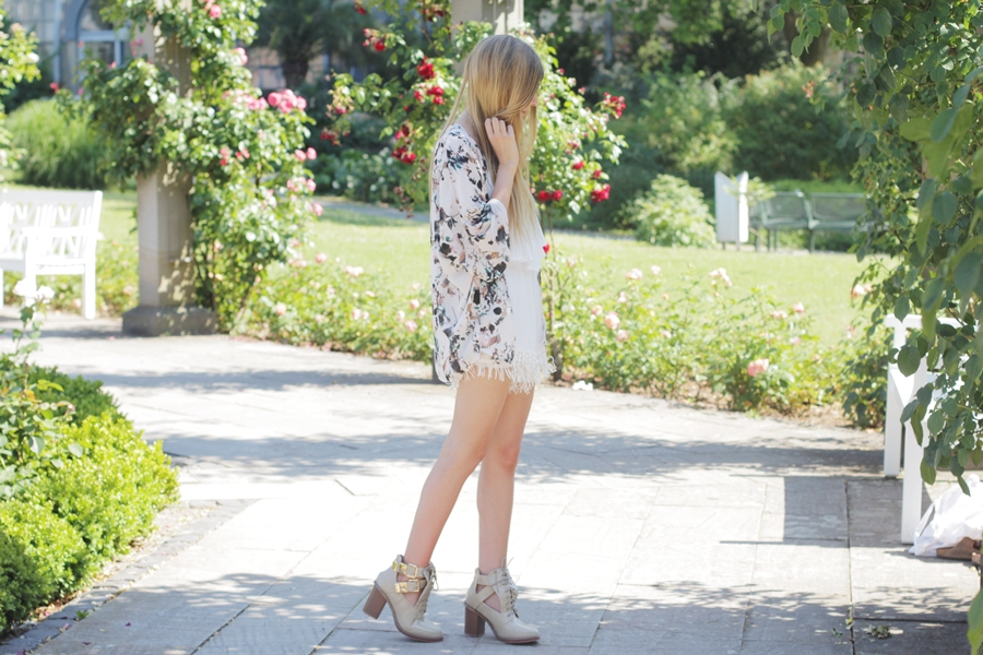 Sommer Outfit Jumpsuit Kimono 4