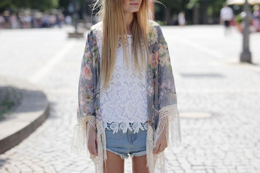 Kimono Outfit 9