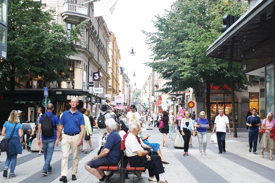 Stockholm Tipps Shopping