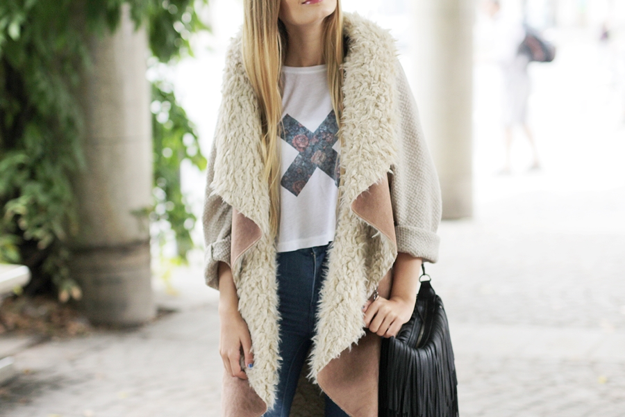 Fellweste Outfit Blog 8