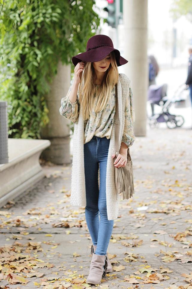 Strickweste Outfit Hypnotized Blog 3