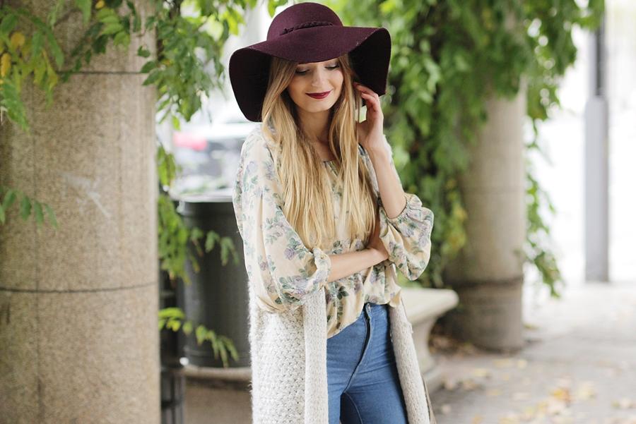 Strickweste Outfit Hypnotized Blog 5