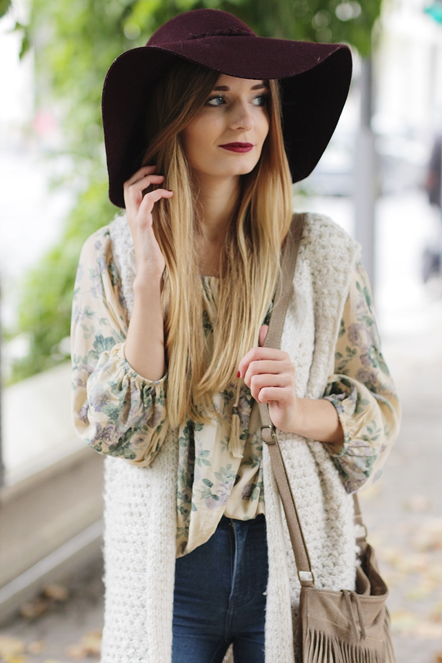 Strickweste Outfit Hypnotized Blog 6