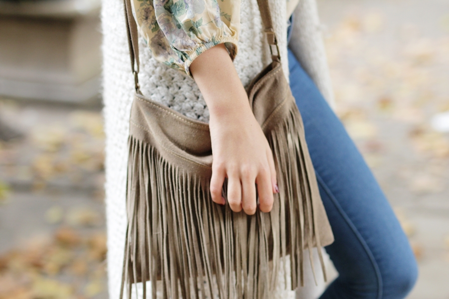 Strickweste Outfit Hypnotized Blog 8