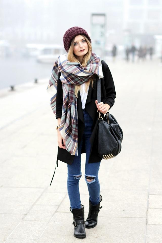 Modeblog-Fashionblog-Outfit-Herbst-Karoschal-Zara-2