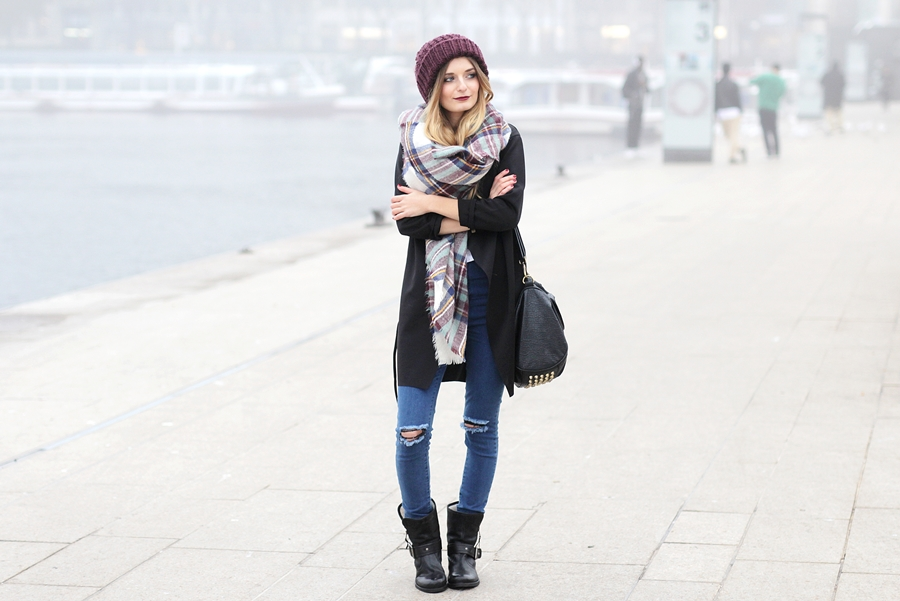 Modeblog-Fashionblog-Outfit-Herbst-Karoschal-Zara-9