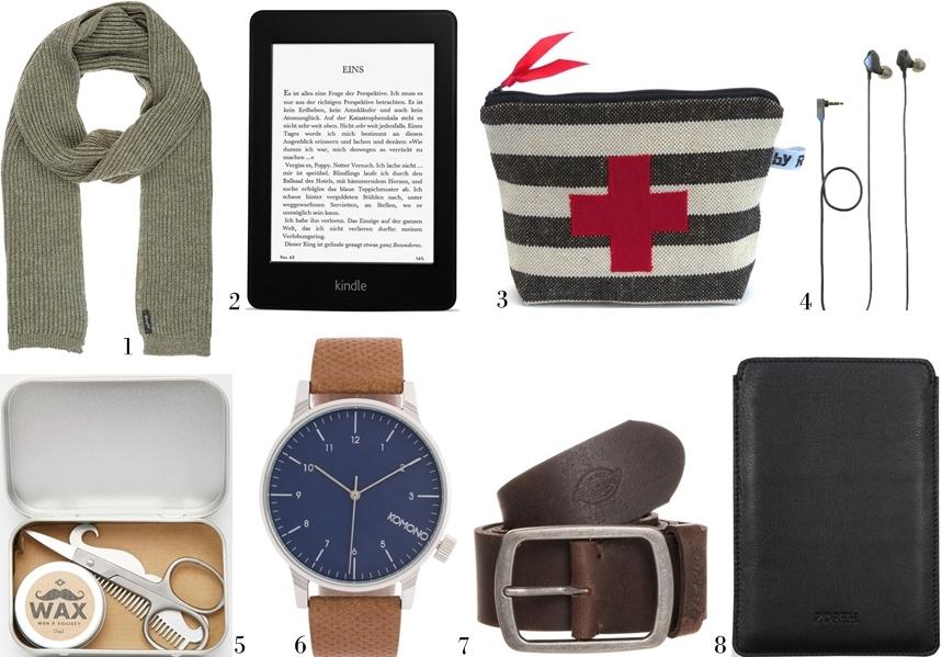 Auf dem German Fashionblog geht es um Geschenkideen für Weihnachten.