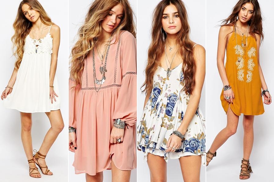 Modeblog-German-Fashion-Blog-Trend-Frühling-Hippie-Boho-Kleider