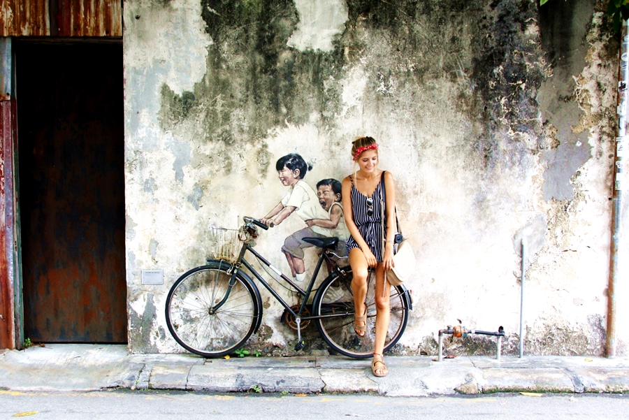 Deutscher-Reiseblog-Travelblog-Georgetown-Malaysia-Tipps-Streetart