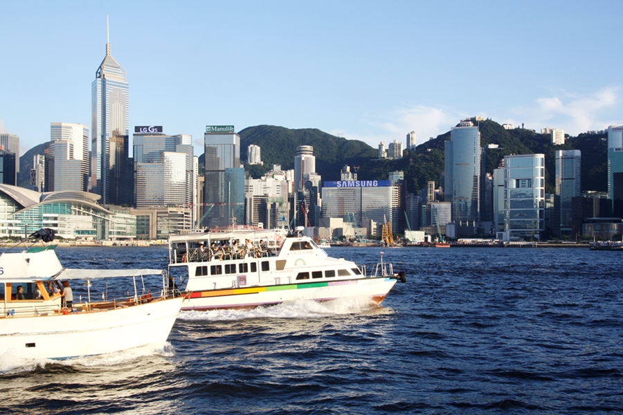 Modeblog-Deutscher-Reiseblog-Blog-Travel-Hongkong-Tipps-Guide-Star-Ferry-Skyline-2